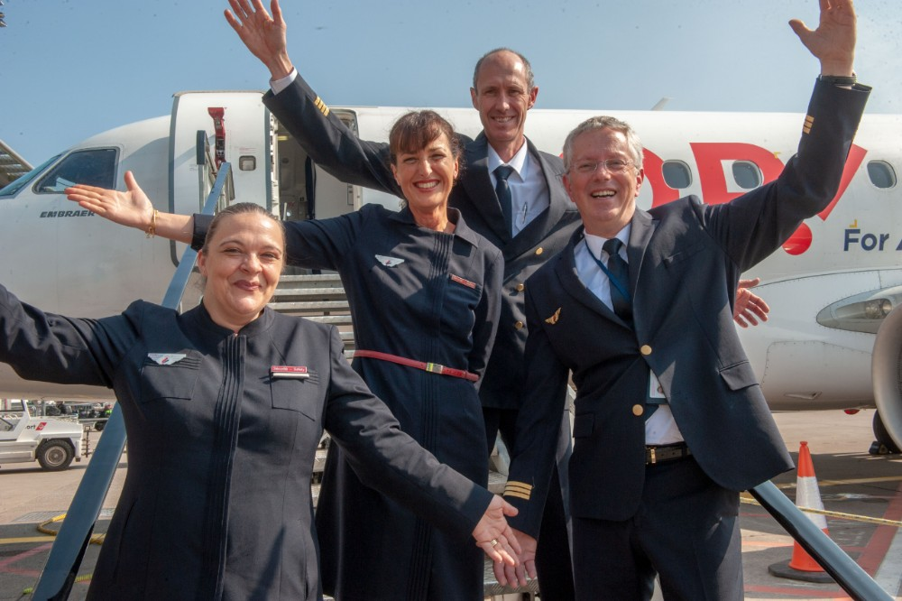 Air France To Operate Twice Daily From Cork To Paris For Summer 2020