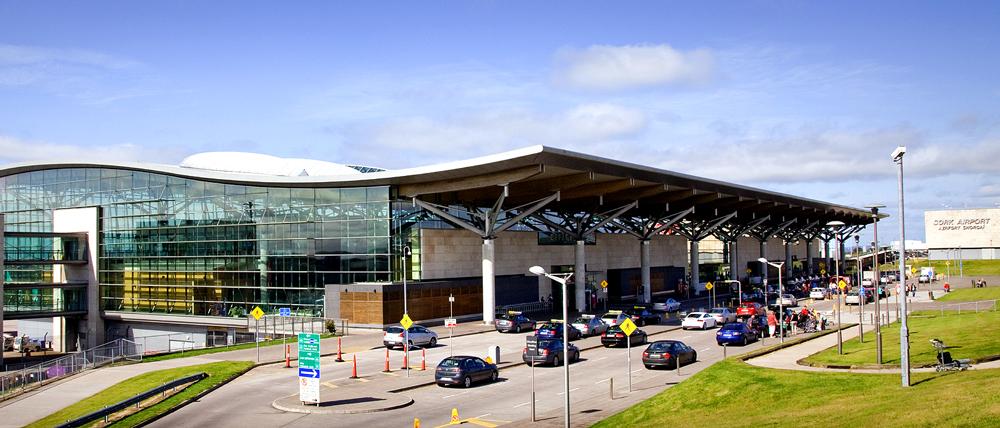 Cork Terminal Exterior