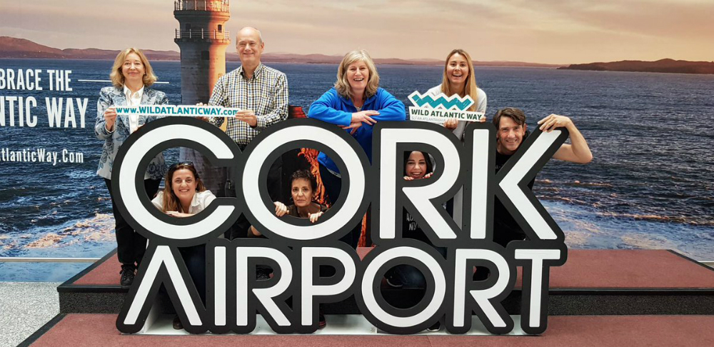 Encouraging Millions of Spaniards to Visit Cork and the Wild Atlantic Way